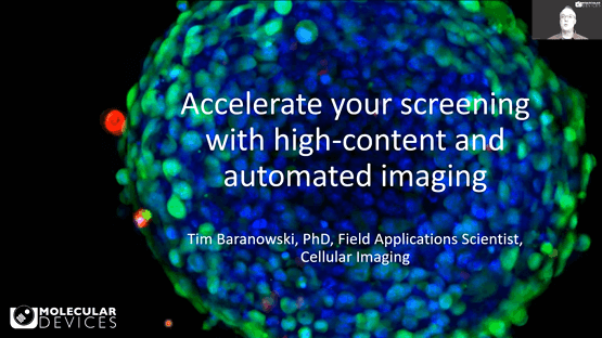 Accelerate your screening